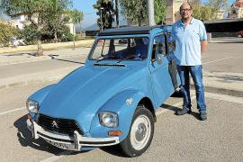 Citroën Dyane 6 de 1976