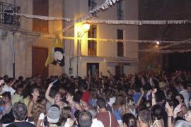 Elección de moros y cristianos 2010.