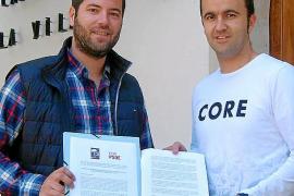 El PI y el PSOE de Maria salen de las juntas de gobierno ante la actitud «despótica» del alcalde