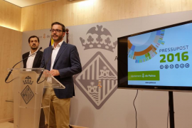 El Ajuntament de Palma tendrá un presupuesto de 540 millones de euros en 2016