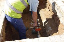 Más de un cuarto del agua extraída en Baleares se pierde en la red