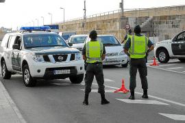 Capturan al detenido que se fugó del cuartel de la Guardia Civil de Llucmajor