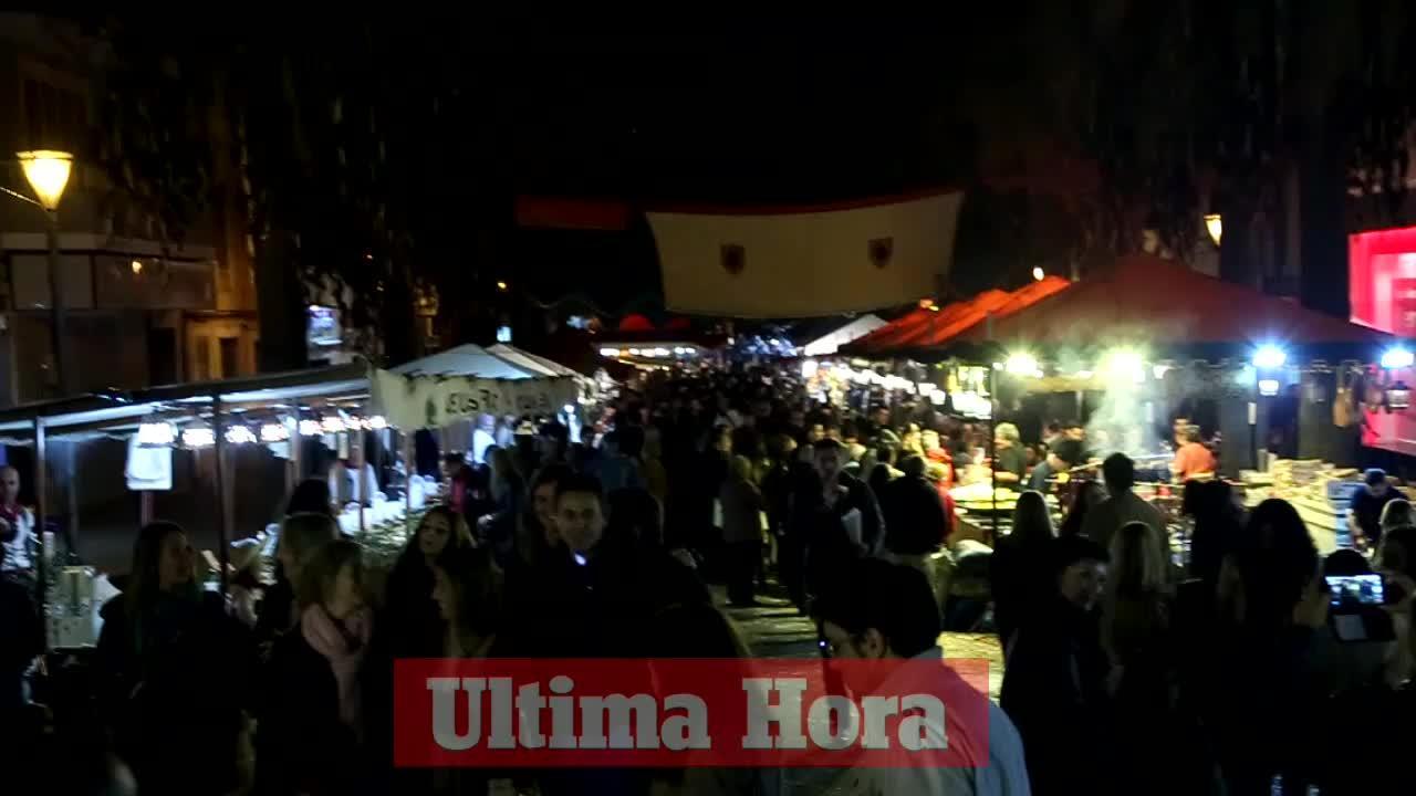 El Dimecres Bo llena las calles de Inca