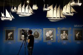 Inaugurada en la Ciudad Condal la exposición 'Baltasar Porcel. Mallorca, Barcelona, el mundo'
