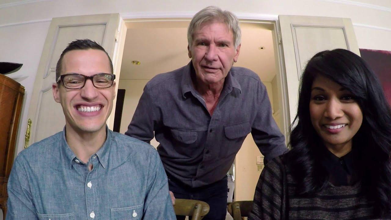 Harrison Ford lanza un sorteo solidario para asistir al estreno de Star Wars