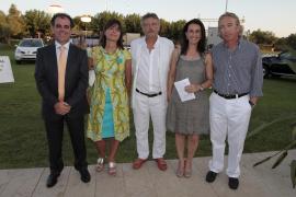 Torneo Renault en el Golf de Son Antem