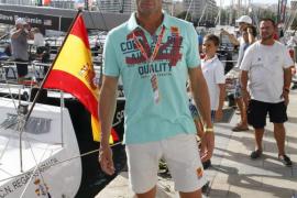 Álvaro Muñoz Escassi, denunciado por agredir a un hombre de un cabezazo