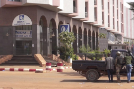 Mueren 27 rehenes y 13 terroristas en el desalojo del hotel de Bamako