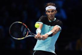 Nadal sufre ante Ferrer para conseguir el pleno de victorias