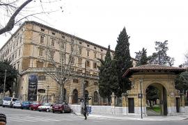 El Consell convertirá La Misericòrdia en su gran centro administrativo