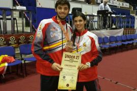 Eduardo Longobardi medalla de bronce en el Campeonato de Europa Sub21