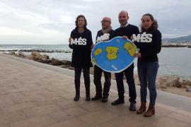 Candidatos de las cuatro Islas en la lista al congreso de Més