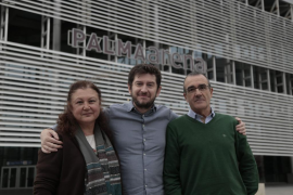 Yllanes, nuevo miembro de Podemos: «PP y PSOE necesitan una cuarentena, tienen escándalos de corrupción en marcha»