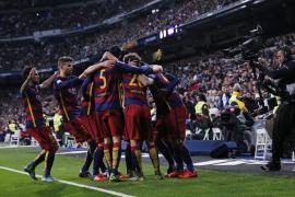 El Barcelona destroza al Real Madrid en el Bernabéu