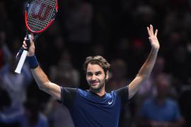 Federer se medirá al número uno por el título después de vencer a Wawrinka