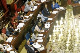 La izquierda sólo ha aprobado una ley desde el inicio de la legislatura
