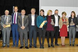Entrega de premios del Dijous Bo en Inca