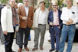 Homenaje a Perico Gual de Torrella