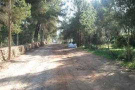 Emaya desmantela el vertedero de Son Olivaret  tras retirar 130 toneladas de residuos