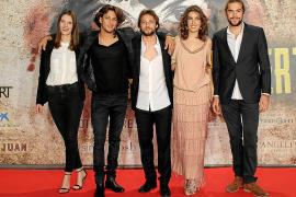 Fiesta de estreno de la película 'Piedras del desierto'