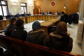 Cuatro acusados admiten penas de 2 a 10 años por tentativa de homicidio en una terraza de Palma
