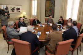 El Govern deja clara su apuesta por la rehabilitación y la reforma ante los constructores