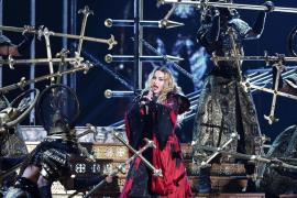 Madonna desembarca este martes en Barcelona entre fuertes medidas de seguridad