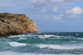 Este martes, viento fuerte en Balears