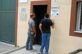 Detenido un menor fugado de Es Pinaret por robar en un edificio cerca de Portopí
