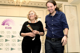 Carmena se desdice y se declara «contenta» con su trabajo como alcaldesa