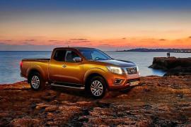 Nissan NP300 Navara se corona como el pick-up internacional 2016