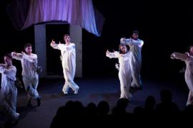 'La flauta mágica', teatro musical a capela en Manacor