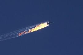 Turquía reivindica su derecho a defenderse tras derribar un avión ruso