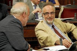 PP y UM evitarán que la ley para aumentar impuestos se tramite en el Parlament