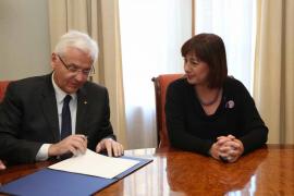 El Govern firma el reingreso de Balears en el IRL tras el «vínculo institucionalmente perdido» de la pasada legislatura