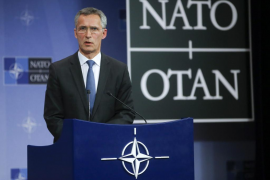 La OTAN insta a la calma tras el derribo del caza ruso