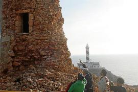 El Consell asegura que la propiedad de la torre de Cala Figuera quiere restaurarla