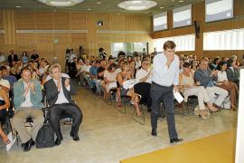 Antich, ante el Fòrum de la Ciutadania: «No se trata de correr mucho y hacer muchas cosas»