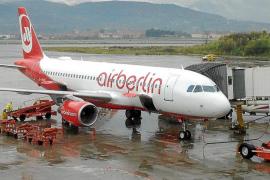 Air Europa y Vueling se quedarán con  los vuelos que deja Air Berlin en Balears