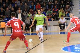 El Palma Futsal roza el éxito ante ElPozo