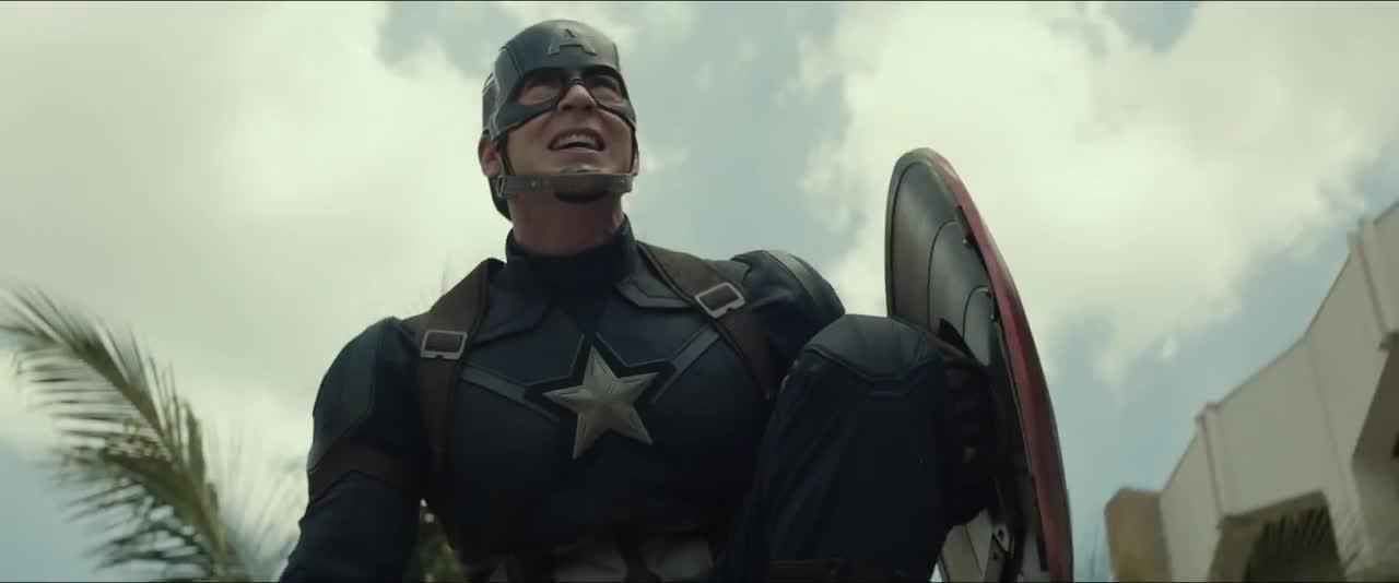 Primer tráiler de  'Capitán América: Civil War'