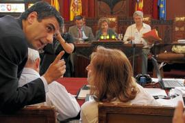 El PP llevará a Alcover a los tribunales si no inmoviliza 71 millones de euros