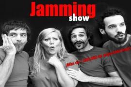 La compañía madrileña Jamming Show, en el Xesc Forteza