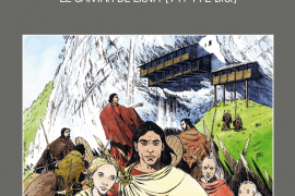 Ediciones UIB recibe el premio Haxtur por el cómic 'La crónica de Leogundo'