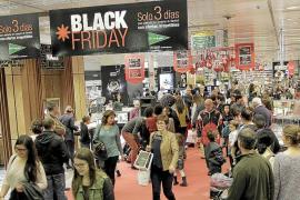 El Black Friday triunfa en Mallorca con grandes descuentos