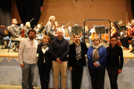 La Simfònica ofrece un concierto en la cárcel de Palma