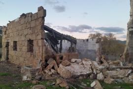 Madrid mantiene abandonada la finca de Can Fasser del Port de Andratx