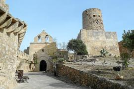 El Castell de Capdepera recuperará esplendor con una nueva iluminación y la reforma de la Capella