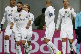 El Real Madrid sentencia el grupo entre la autoridad y la relajación