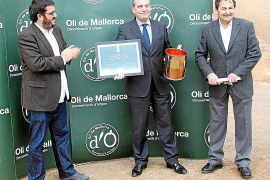 Josep Maria Ramis, nombrado Tafoner Major por la DO Oli de Mallorca